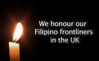 We honour our Filipino frontliners in the UK